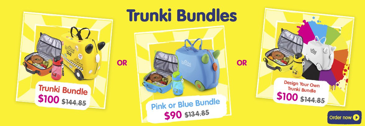 Trunki bundles