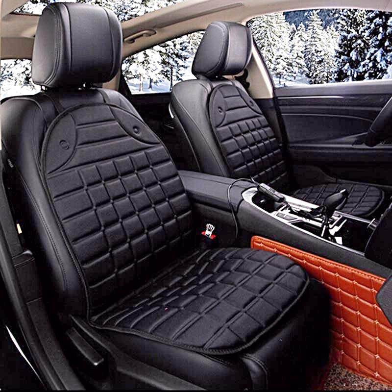 Electric Heated Car Seat Cushion Cover