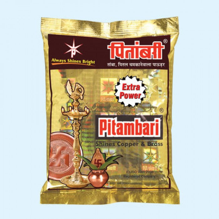 Pitambari Shining Powder 400 Gm