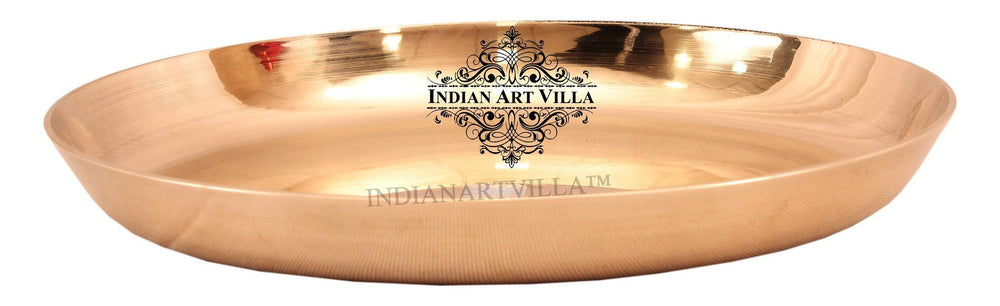 Best Quality Bronze Plate ( 5 Sizes ) Bronze Plates IAV-K-1-125-