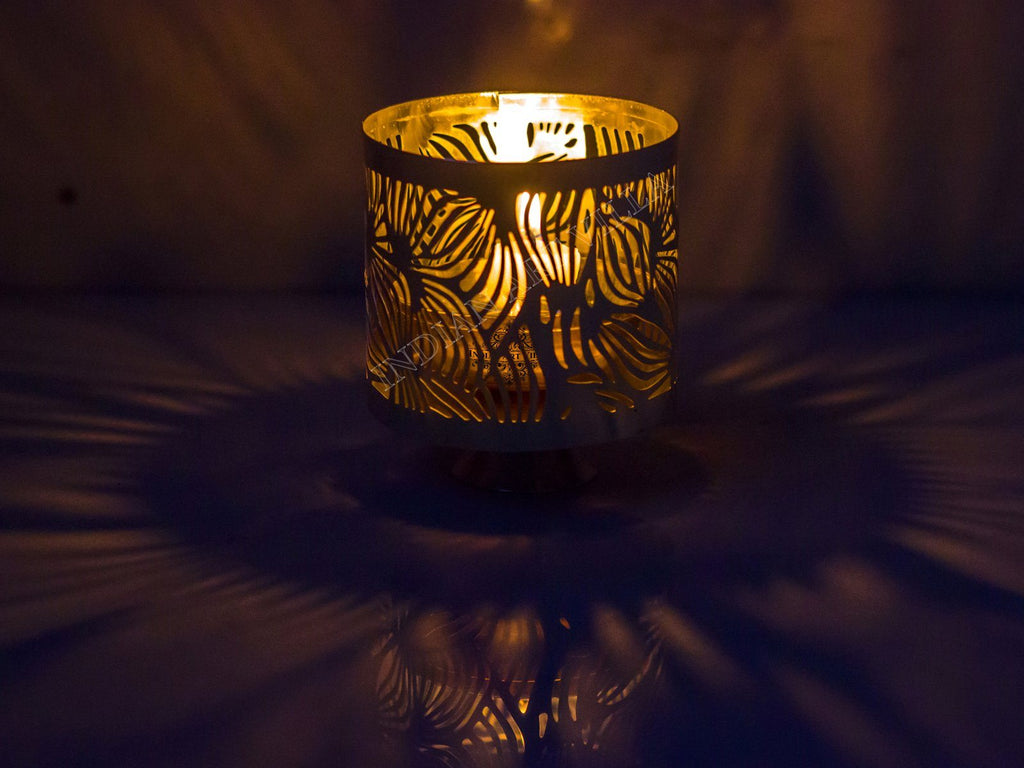 Brass Diya Deepak Oil lamp, For Temple Home Akhand Diya Jyot, Decorative Gift Item Aarti Lamp HR-7