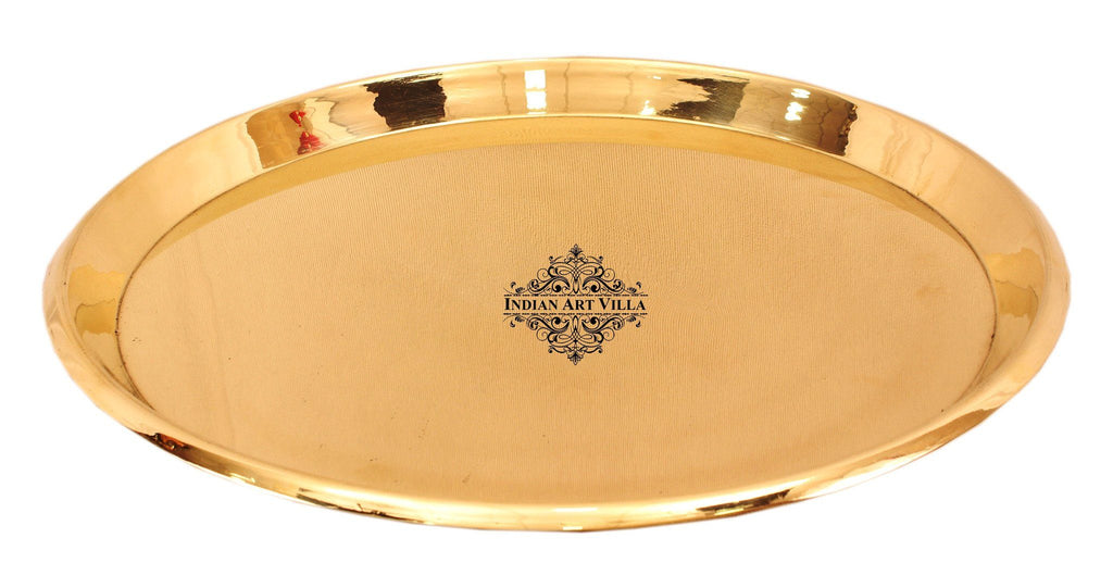 Brass Serving Plate Tray
