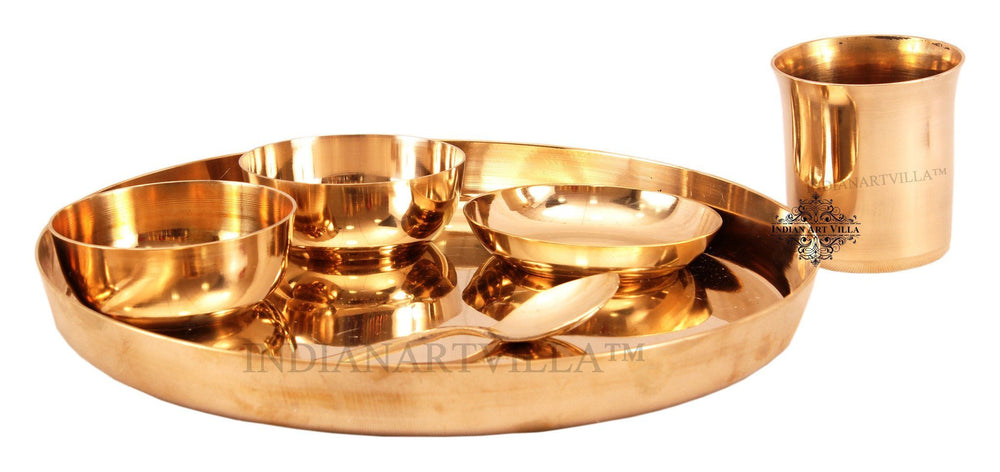 Bronze Designer 6 Piece Dinner Set