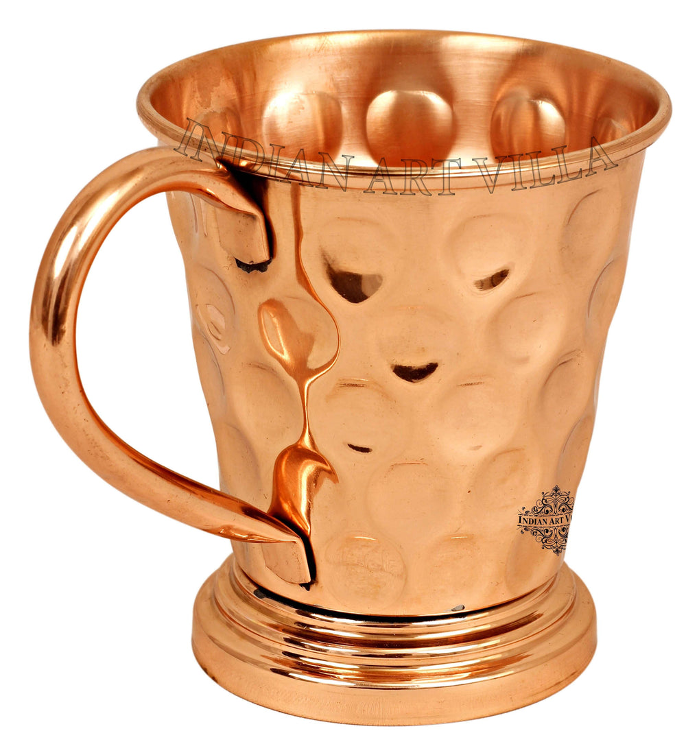 Copper Big Diamond Design Beer Muscow Mule Mug Beer Mugs CC-30