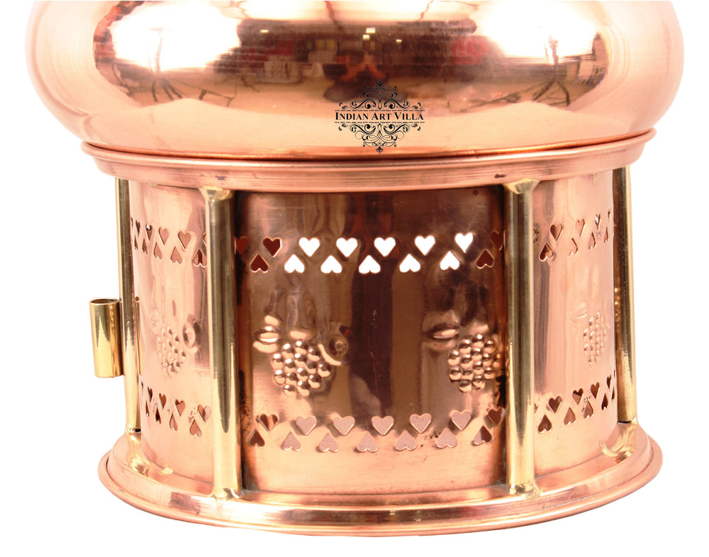 Copper Chaffing Dish with Coalport Storage & Serving Foods Chafing Dishes CC-2
