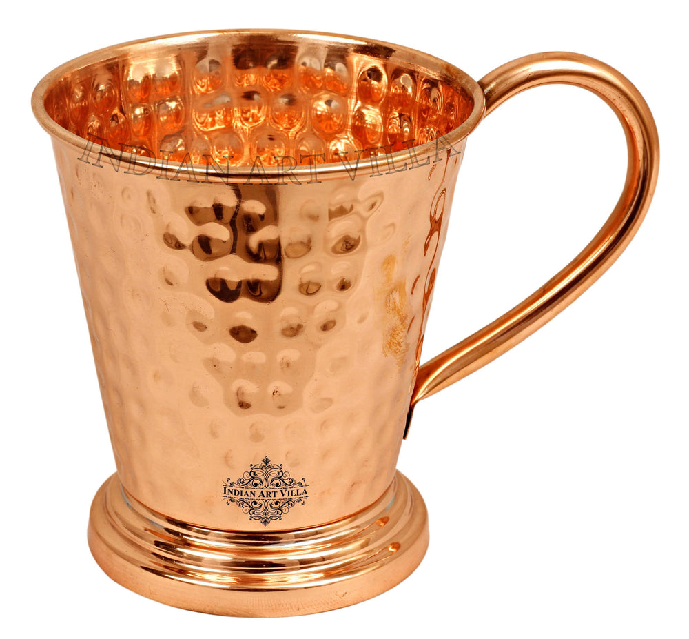 Copper Hammered Beer Muscow Mule Mug - 450 ML Beer Mugs CC-30
