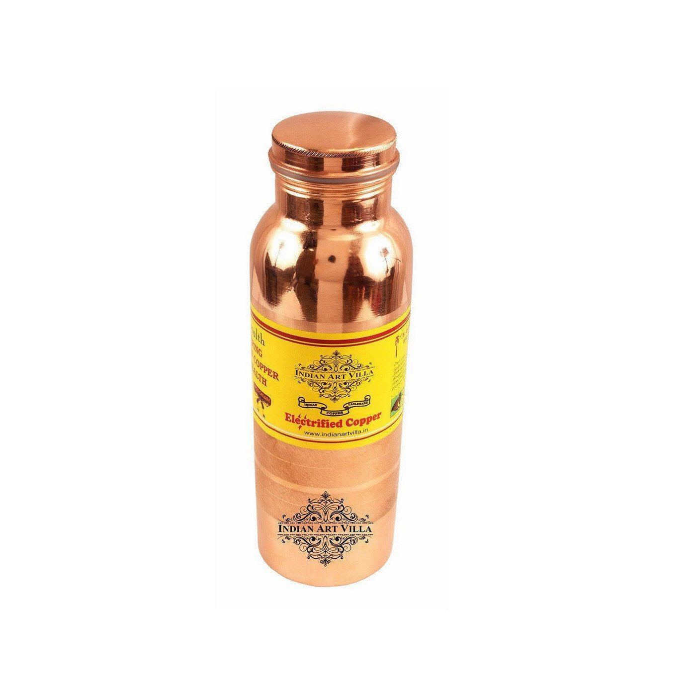 Copper Joint Free Leak Proof 35 Oz Water Bottle
