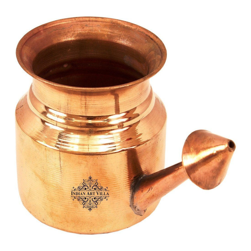 Copper Netipot Ramjhara 7 Oz