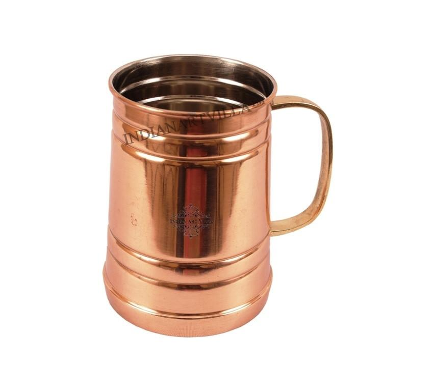 Moscow Mule Steel Copper Mug 15 Oz