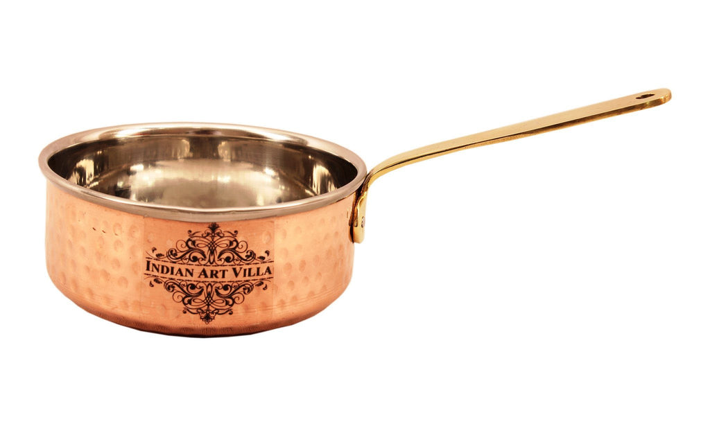 Pure Copper Fry Pan 18 Oz
