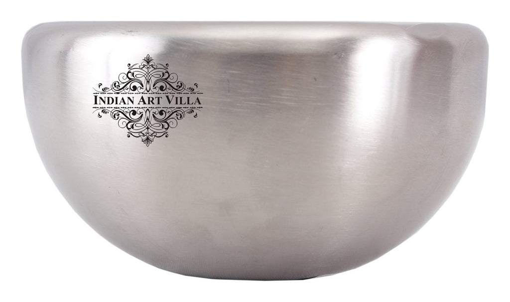 Solid Steel Matt Finish Ash Tray 3 Cigerate Holder Ashtray Indian Art Villa