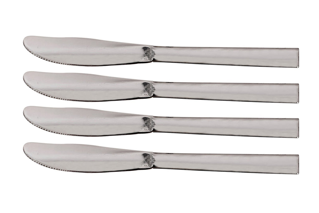 Stainless Steel Matt Finsh Premium Quality Knife Cutlery Set