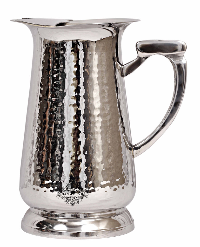 Steel Hammered Jug 54.10 Oz