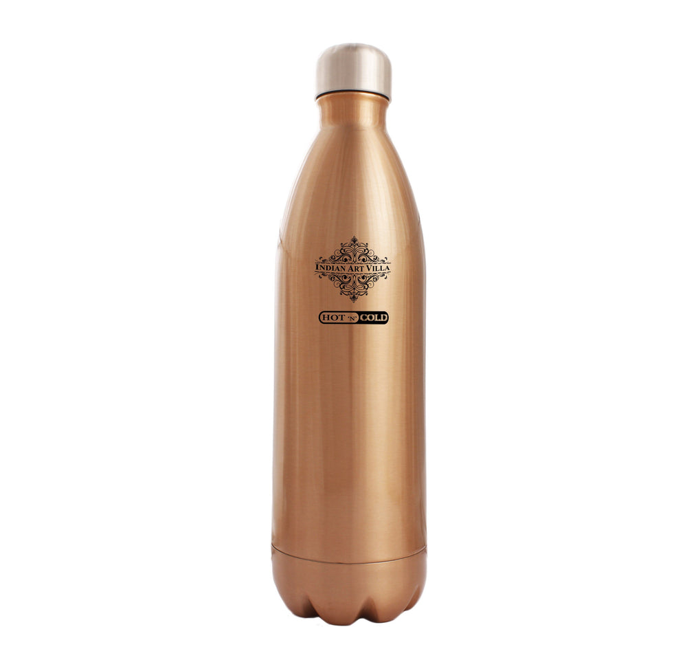 Steel Insulated Vaccum Bottle, 16 Oz | 25 Oz | 33 Oz