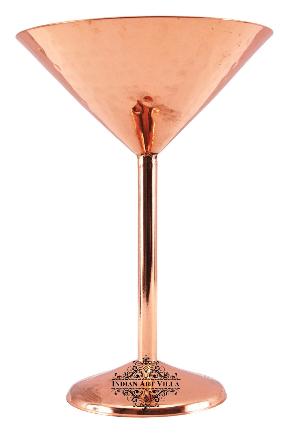 Steel with Copper Plated Cocktail Glass 250 ML