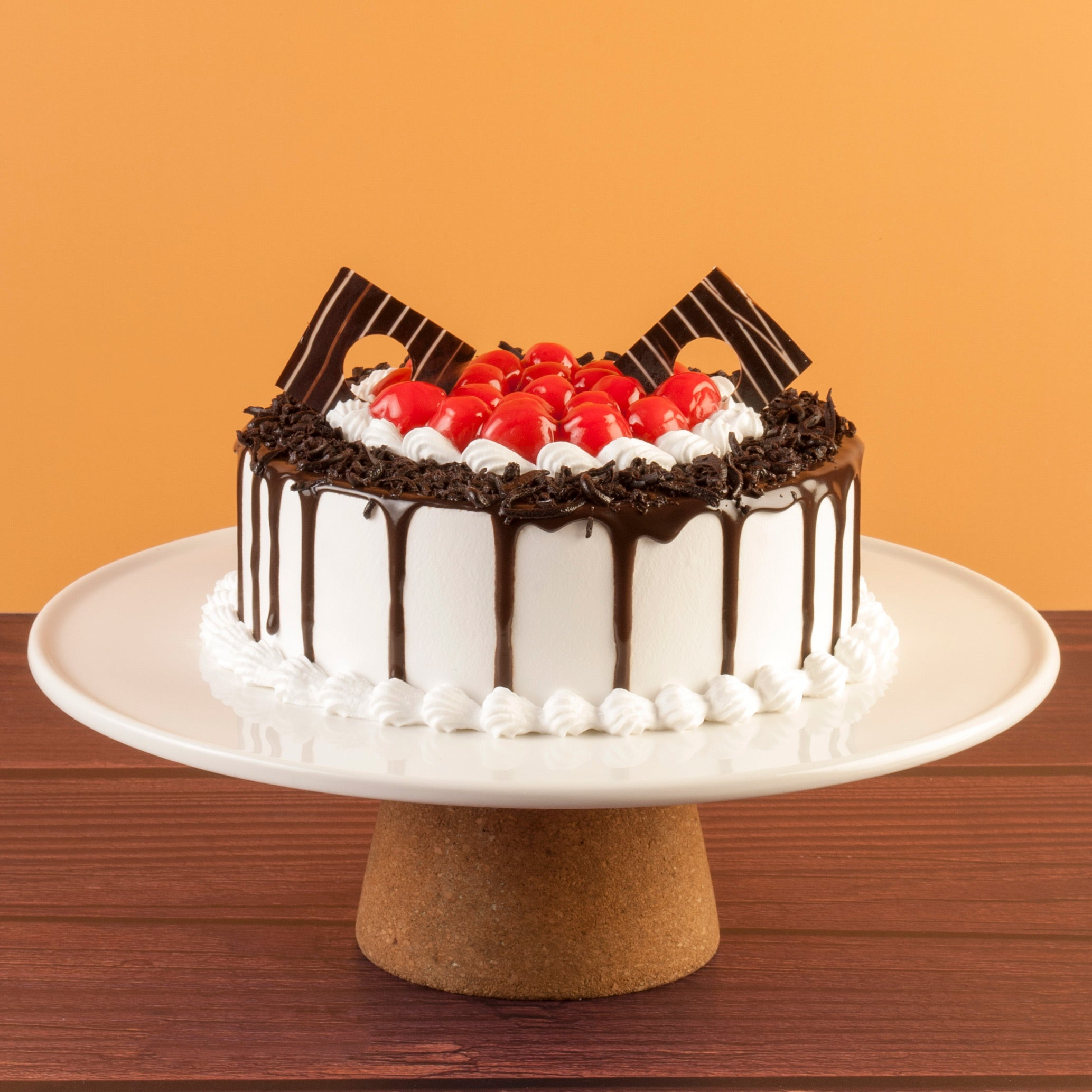 2 pound black forest cake