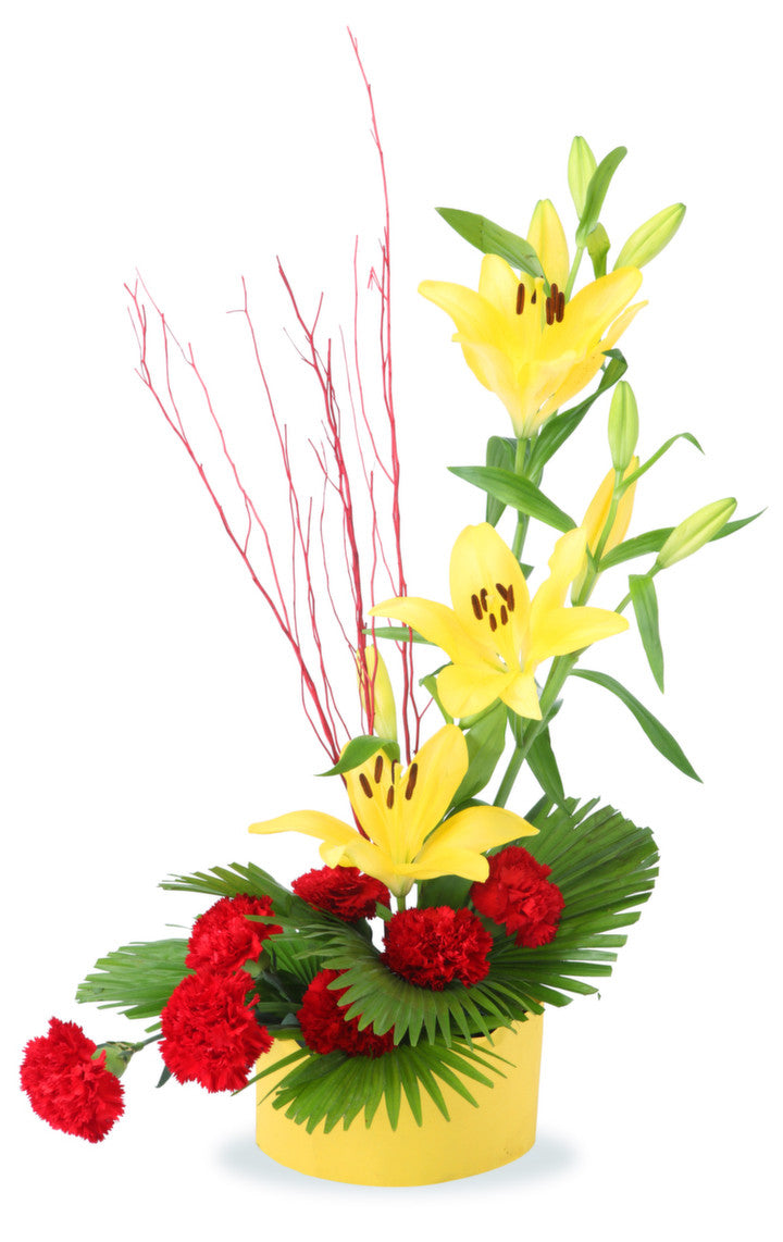 send flower basket online in pune