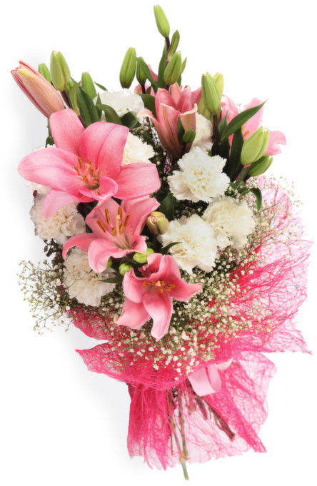 Buy Carnations from pune online florist