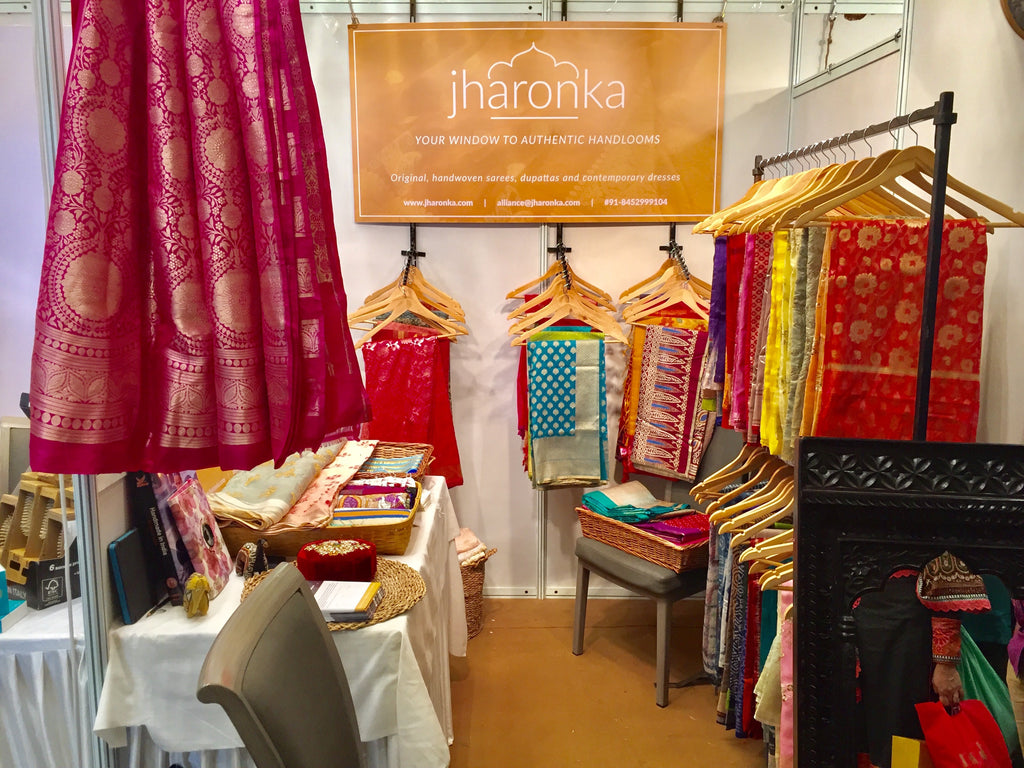 Jharonka is now Exhibiting