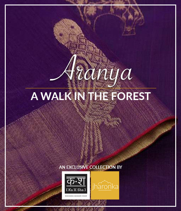 Aranya by Ka Sha and Jharonka