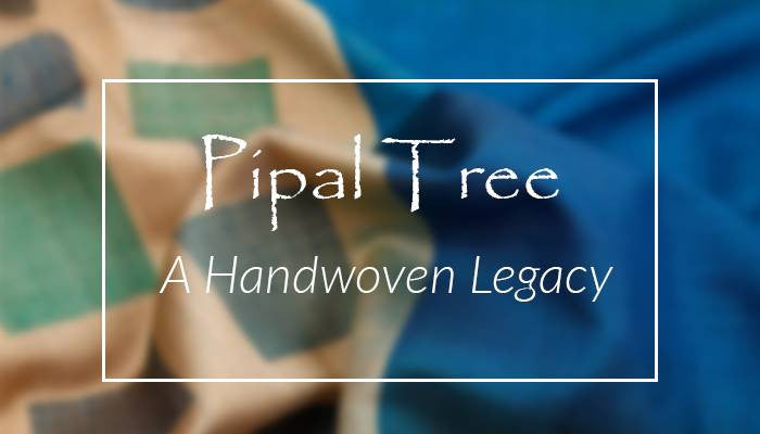 Pipal Tree Handloom Sarees on Jharonka