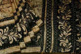 coffee color-SAREE-FANSAR0103