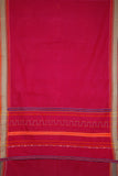 dark magenta-saree-PROSAR0142