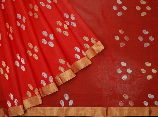 red-saree-REHSAR0004