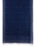 indigo blue-saree-SSASAR0060
