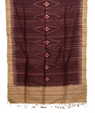 Chocolate-Dupatta-DSHP2810