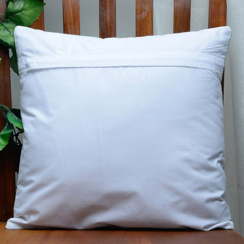 The Tabala Vadak Cushion Cover