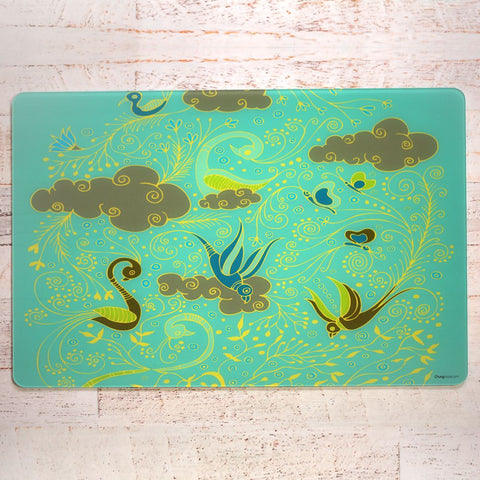 Lively Bird Multi-utility placemats