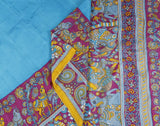 sky blue-saree-DUHSAR0011
