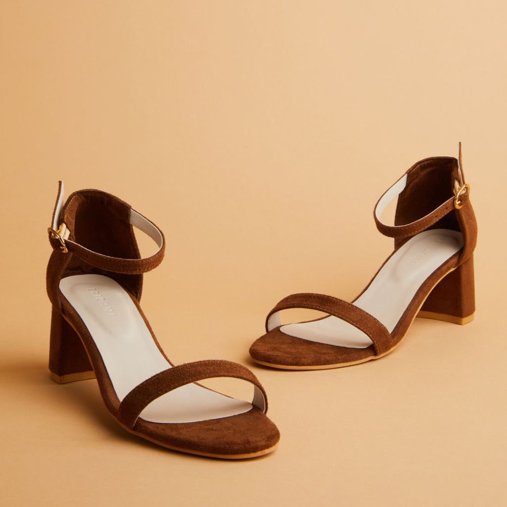 Eridani Jupiter Brown Heels