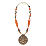 Multicolor Alloy Necklace