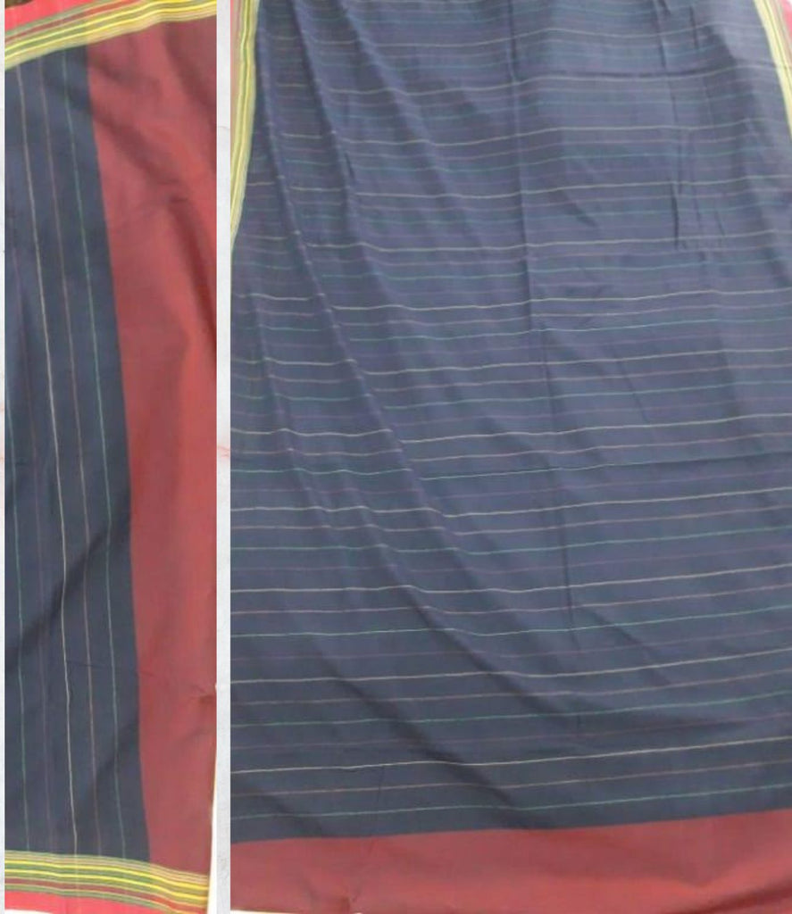 Bhujodi kala Cotton Saree
