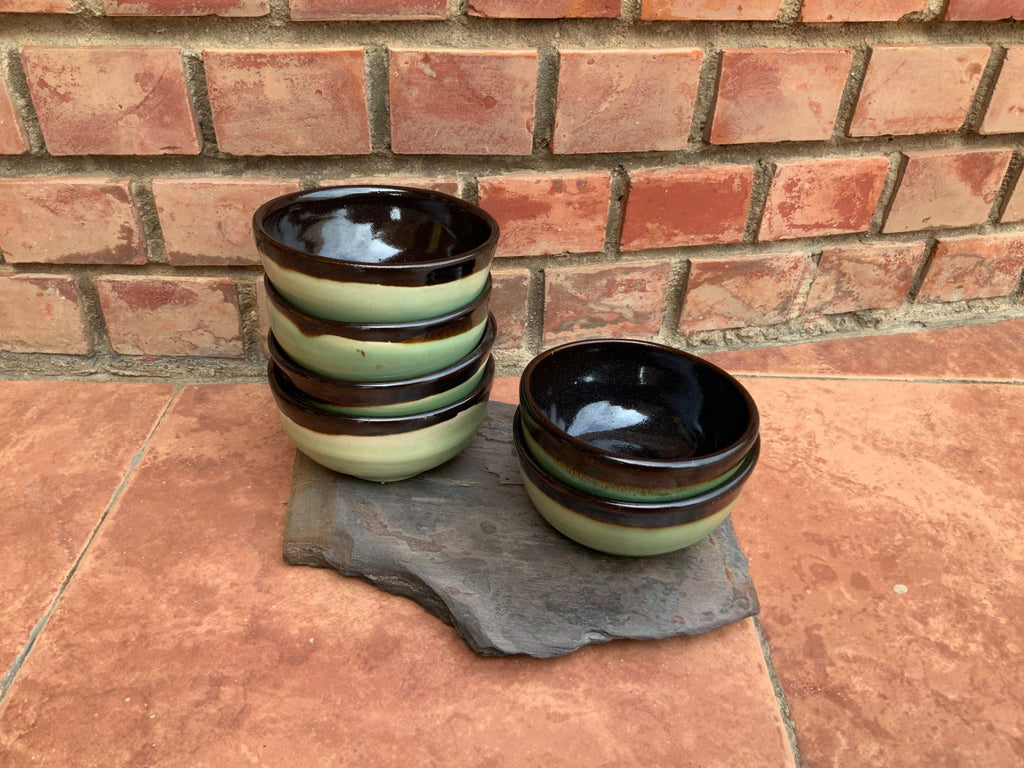 4 Pieces of Jade Bowls