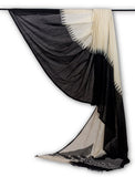 Black & Grey-Saree-PROSAR0016