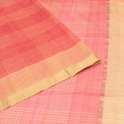 magalgiri Handloom mangalgiri silk red stripes Saree