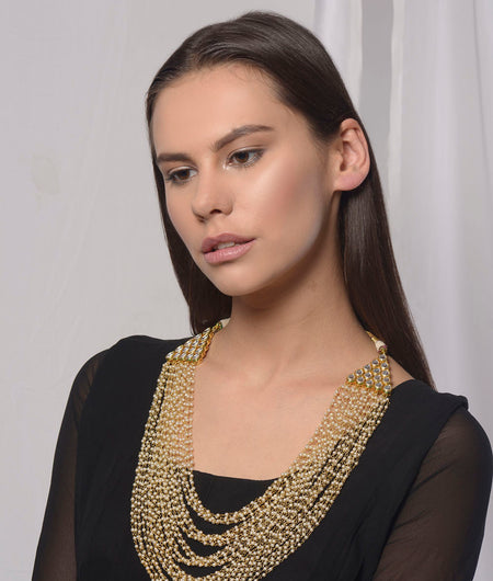 Aruja Pearls Long Necklace