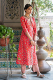 Red Ethnic Set