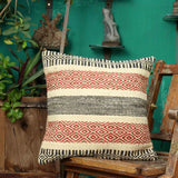 Multicolor Hand Weave Cushion cover (45cm x 45cm)