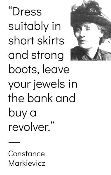 Countess Markievicz Quotes