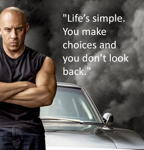 Dom Toretto Quotes