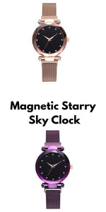 Magnetic Starry Sky Clock