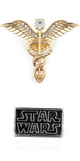 Star Wars Pin Stormtrooper Brooch