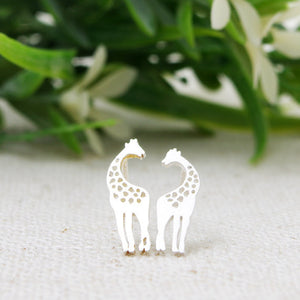 Fashion Cute Giraffe Earrings for Women