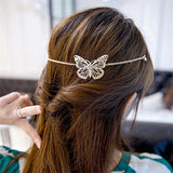 Leaf Butterfly Hairgrip
