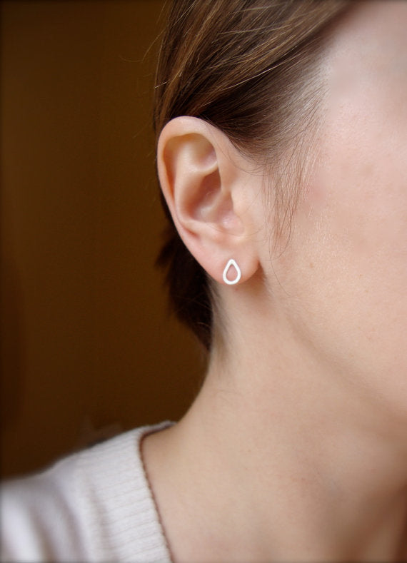 Small Geometric Earrings