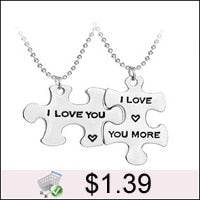 "4pcs/set ""best friend forever and ever"" BFF Friend Necklace"